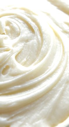 Classic Cream Cheese Frosting ~ Silky and sweet with a slight tang from the cream cheese, this effortless frosting comes together with just four ingredients and complements a variety of cakes and cupcakes