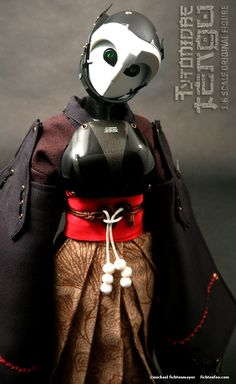 """<p> <a class=""""continue-reading-link"""" href=""""http://fichtenfoo.net/blog/completed-tytonidae-tengu-16-scale-original-figure/""""><span>Continue reading</span><i class=""""icon-right-dir""""></i></a></p>"""