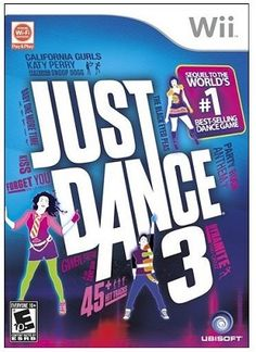 Just dance 3 wii a $8