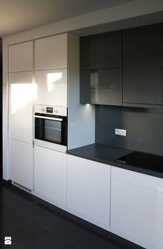 Zdjęcie: kuchnia - Kuchnia - Styl Minimalistyczny - ML Projekt