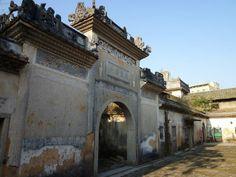 Longtian House Hakka walled village,  Shenzhen.  龙田世居, 深圳市坪山新区坑梓 longtian-house-hakka-walled-village-039