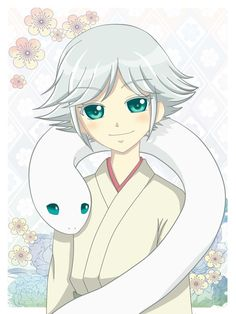 Mizuki!! One of the demons who made contract with Nanami Momozono in Kamisama Hajimemashita <3