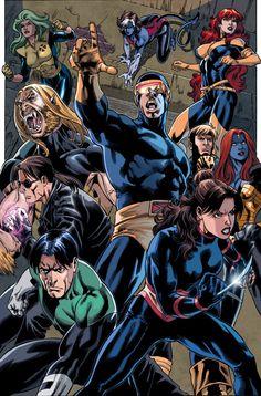 X-Men Forever - Rodney Buchemi