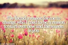 The Reason - Hoobastank Love this song!
