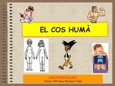 El Cos Humà by Irisat via slideshare
