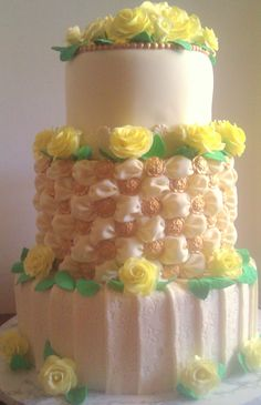 3 tier cake for 80th birthday celebration for 80 year...