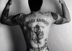 Ryan Hurst - Opie - Sons of Anarchy 3 mmmmmmm Ryan Hurst, Sons Of Anarchy Tattoos, Sons Of Anarchy Samcro, Man Candy Monday, Sons Of Anarchy Motorcycles, Miami, Charlie Hunnam Soa, Jax Teller, Raining Men