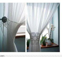 abrazadera de cortinas                                                       …
