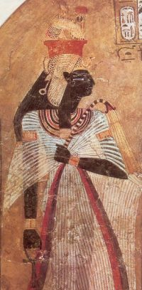 Ahmose-Nefertari - New Kingdom, The God's Wives Of Amun – First Royal God's Wife of Amun and possibly the most powerful... emhotep.net