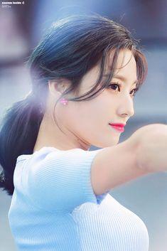 - Saerom 190611 Fact in star Kpop Girl Groups, Korean Girl Groups, Kpop Girls, Asian Woman, Asian Girl, Cute Girls, Cool Girl, Cute Korean, Beautiful Asian Women