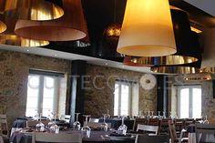 Descubriendo las instalaciones del restaurante cafetería taberna Alara en Fisterra, A Coruña.