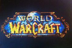 World of Warcraft perler bead sprite. by Anjydoll