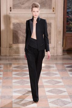 Bouchra Jarrar Spring Couture 2014. Click through to see all of our favorite runway looks from Couture Week!