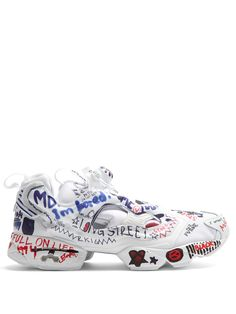 X Reebok InstaPump Fury trainers | Vetements | MATCHESFASHION.COM UK