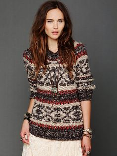Free People Permafrost Tunic at Free People Clothing Boutique