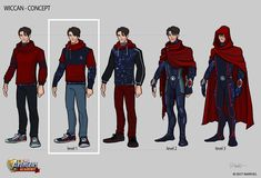 Wiccan was mentioned by Doctor Strange as a promising young sorcerer when he was looking to gather more members that could possibly join the Masters of the Mystic Arts. Seemingly those of the Wiccan of Hulk Marvel, Marvel Avengers Assemble, Marvel E Dc, Marvel Comic Universe, Marvel Comics, Marvel Universe, Scarlet Witch Marvel, Wiccan Marvel, Marvel Academy