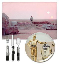 Galaxy Fantasy: Vajilla de Star Wars: Saborea las comídas de una Galaxia muy muy lejana
