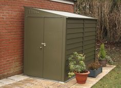 Motorcycle Shed http://shedsblueprints.com/all-you-need-to-know-about-motorcycle-storage/