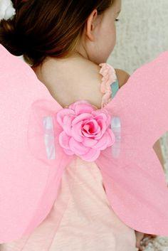 Fairies Fairies Everywhere Week: DIY Fairy Wings