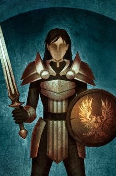 Cousland - Dragon Age: Origins
