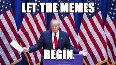 Resultado de imagen de donald trump memes