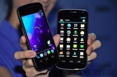 Galaxy Nexus phone