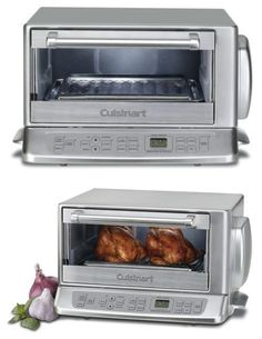 Toaster Ovens 122930: Cuisinart Tob-195 Exact Heat Toaster Oven Broiler, Stainless -> BUY IT NOW ONLY: $263.03 on eBay!