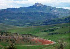 Chief Joseph Scenic ByWay, Wyoming