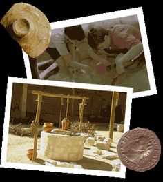 Welcome to Explorations in Antiquity Center, ancient history, archaeological replicas, ancient middle eastern life