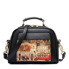 Cool and Casual and Chic Handbag