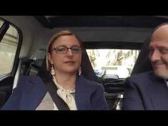 Roberta Lombardi (M5S): L'ABITACOLO:Renzi più pericoloso di Berlusconi