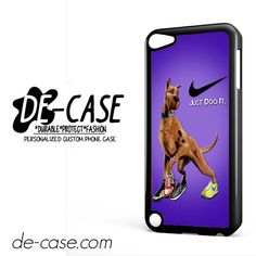 Scooby Doo Nike Just Do It For Ipod 5 Case Phone Case Gift Present