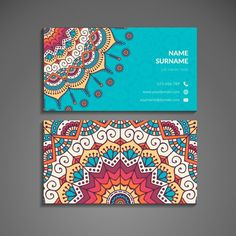 Business Cards Layout, Business Card Design, Creative Business Cards, Game Card Design, Diy Room Decor For Teens, Abstract Template, Visiting Card Design, Meditation Art, Dot Art Painting