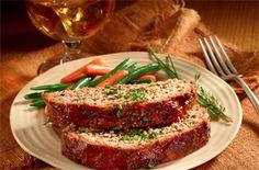 Post Grape-Nuts Meatloaf  We love this meatloaf!