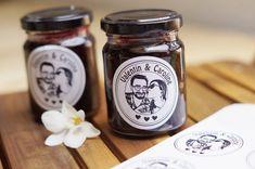 Aufkleber mit Deinem Foto-Print Etiketten Fotoaufkleber | Etsy Printing Labels, Custom Stickers, Mason Jars, Etsy Seller, Creative, Gifts, Portrait, Pride, Community