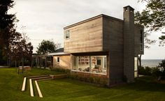 Weekend House by Ryall Porter Sheridan Architects