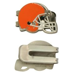 Cleveland Browns Team Logo Shaped Money Clip by NFL. $4.98. Keep your money and credit cards together in your pocket while celebrating the team you support with this officially licensed money clip. This item is fulfilled by Amazon.