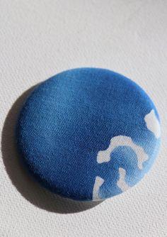 Blue Sky Brooch - Zenbu Home