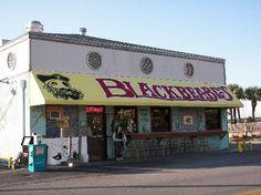 Blackbeard's On The Beach Restaurant in Corpus Christi, TX Texas Roadtrip, Texas Travel, Corpus Christi Beach, Family Vacations In Texas, Family Travel, Port Aransas Texas, Restaurant On The Beach, Surfside Beach, Road Trip Essentials