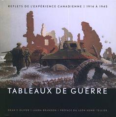 Tableaux de guerre by Dean F. Olivier http://www.amazon.ca/dp/2892499585/ref=cm_sw_r_pi_dp_wV7Cvb1KV650E