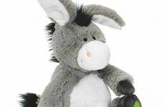 Win a Clovercrest donkey toy. Ends June 2016