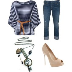 School, created by tayloranner on Polyvore