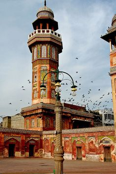 Wazir Khan Mosque, Lahore, Pakistan  http://www.arcon.pk/portfolio/5-marla-flats-khayaban-amin-lahore