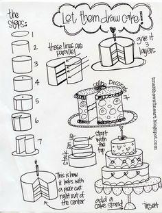 Vormentaal 2 - Maak een taart