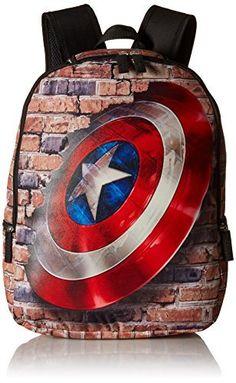 Marvel Avengers Shield Backpack