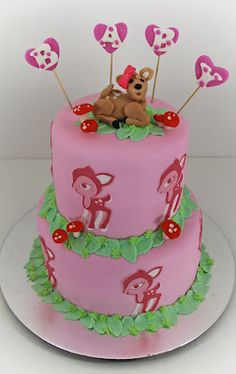 about deer cakes on pinterest deer cakes deer and deer baby showers