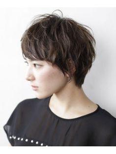 黒髪ショート・ボブまとめ【髪型・ヘアスタイル】 - NAVER まとめ