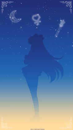 Sailor Venus lockscreen… Bases used in this image by iggwilv Sailor Moon Stars, Sailor Moon Fan Art, Sailor Moon Character, Sailor Chibi Moon, Sailor Moon Cosplay, Sailor Pluto, Sailor Moon Crystal, Sailor Venus, Sailor Scouts