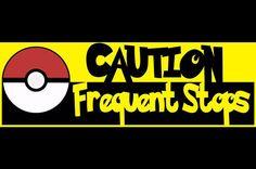Pegatina para el parachoques pokemon por PokemonDesign en Etsy