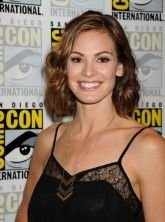 Daisy Betts @ 'Childhood's End' press line during Comic-Con International 2015 in San Diego - July 2015 Daisy Betts, Childhood's End, San Diego, Tv Series, Actresses, Comics, Pictures, Photos, July 11